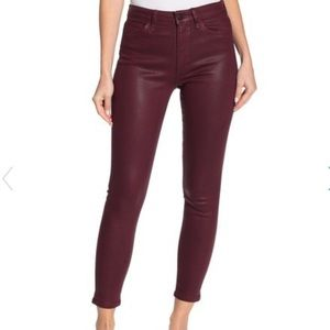Joe's Jeans Skinny High Rise Ankle Jeans